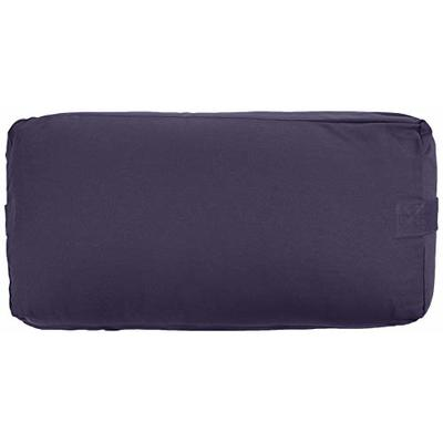 Yoga Direct Unisex's Y042BOLBLUR3 Supportive Yoga Bolster, Blue, One Size
